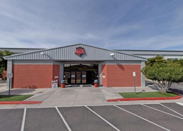 ASC Entrance